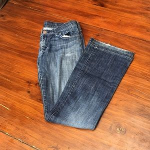 Rock &Republic jeans flare cut sz 27